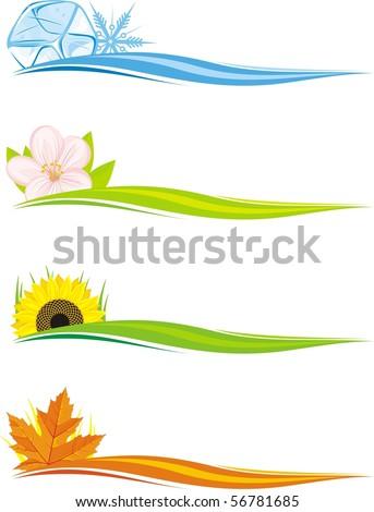 four seasons design elements