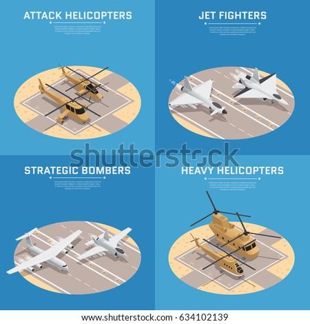 four square isometric military