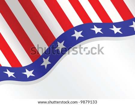 Fourth of July Patriotic Background