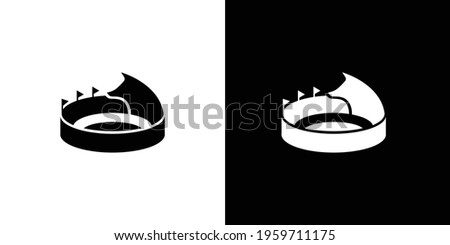 Fox arena logo design modern, attractive suitable for the world of entertainment 2