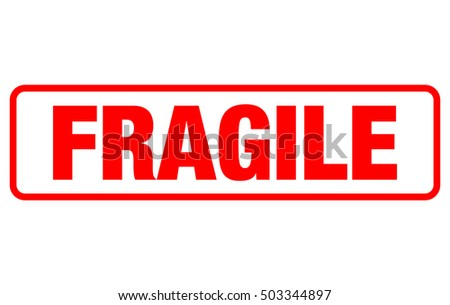 Fragile badge