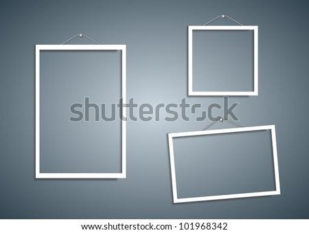 Frame empty