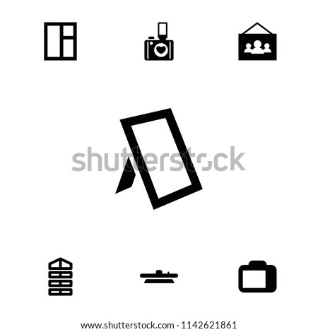 frame icon collection of 7