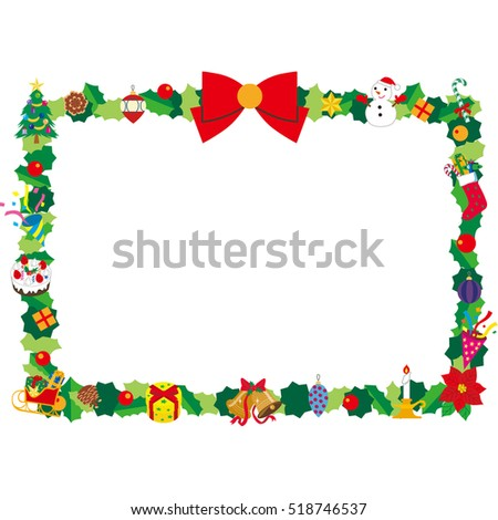 Frame of Christmas