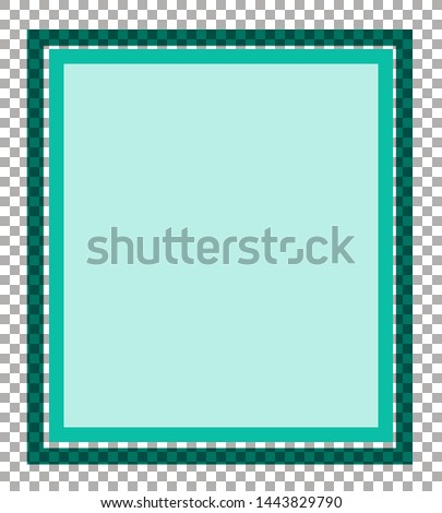 Frame on white background with gradient shadow, Vector fashion editable template set. Modern design background for leaflets, leaflets, posters, for social media networks of stories