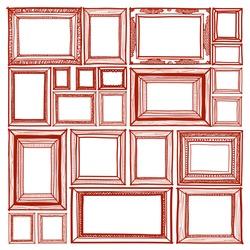 Frame sketchbook : vector style