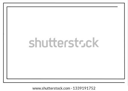 frame vector  background #1339191752
