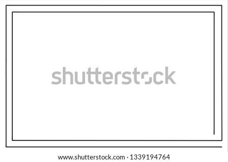 frame vector  background #1339194764