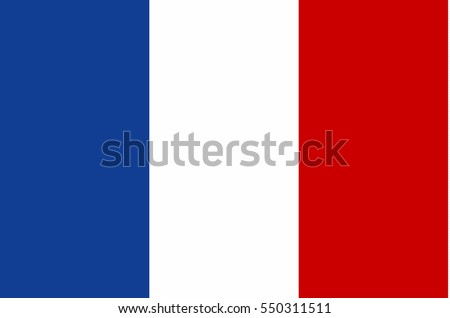 france flag vector icon