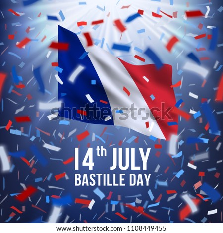 france independence greeting....
