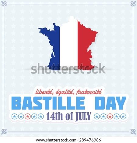 france map  flag background