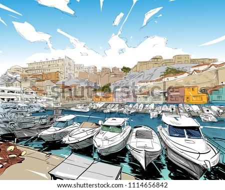 france marseille east port