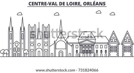 france  orleans architecture