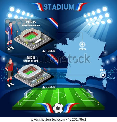 france stadium infographic