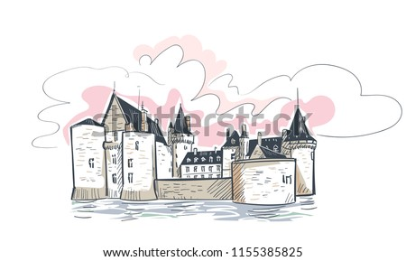 Wonderful Castle Stock Illustrations – 108 Wonderful Castle Stock  Illustrations, Vectors & Clipart - Dreamstime