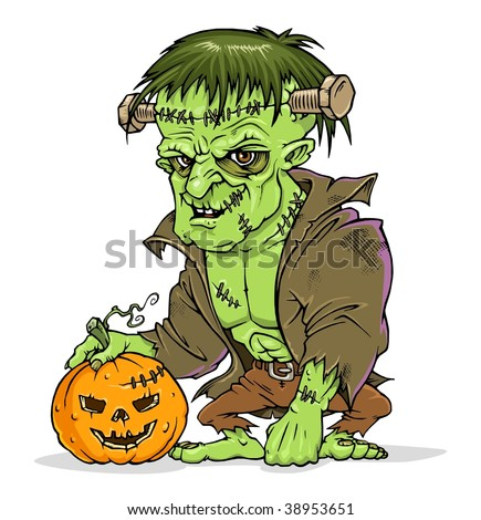 Frankenstein - Halloween