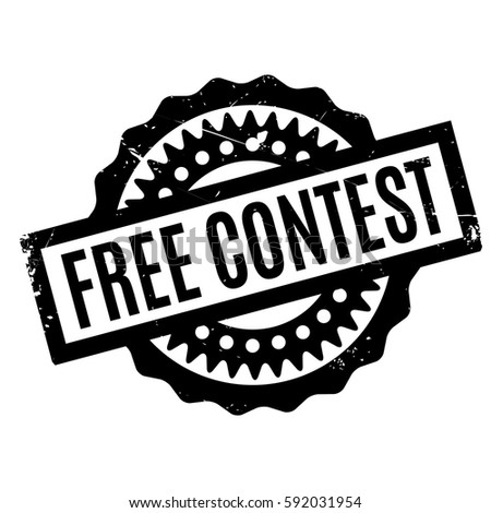 free contest rubber stamp