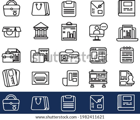free corporate icons in various