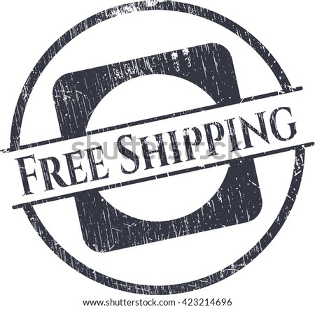 Free Shipping rubber seal with grunge texture