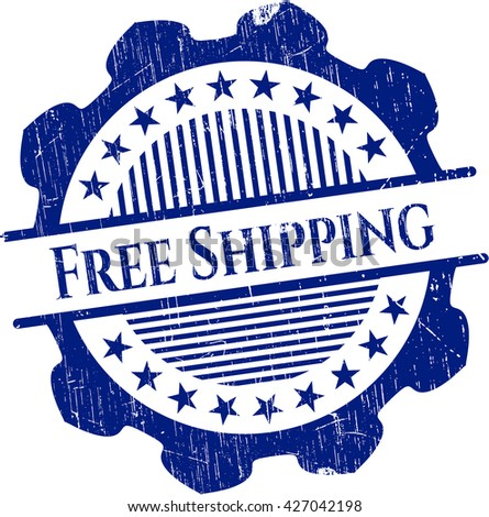 Free Shipping with rubber seal texture