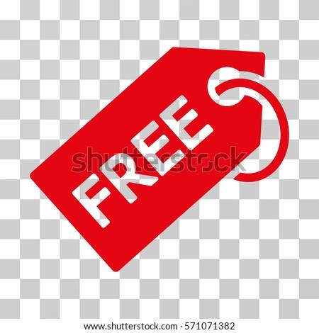 free tag icon vector