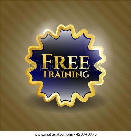 Free Training gold badge