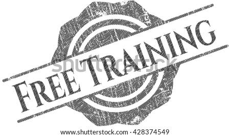 Free Training penciled