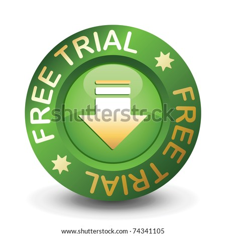 Free trial - Download. Vector EPS version 8. - stock vector