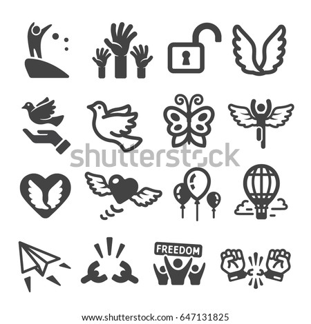 freedom icons