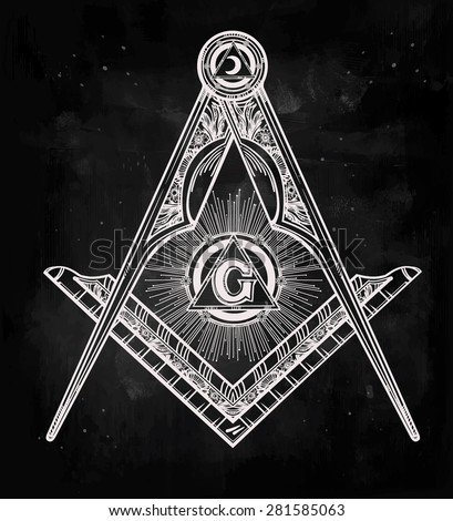 Masonic Symbols Wallpaper More Information