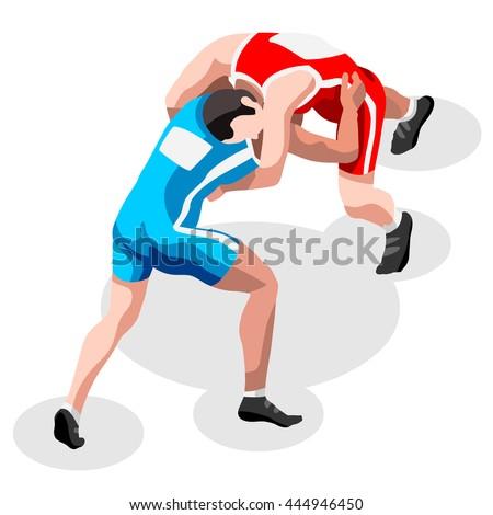 freestyle wrestling greco roman