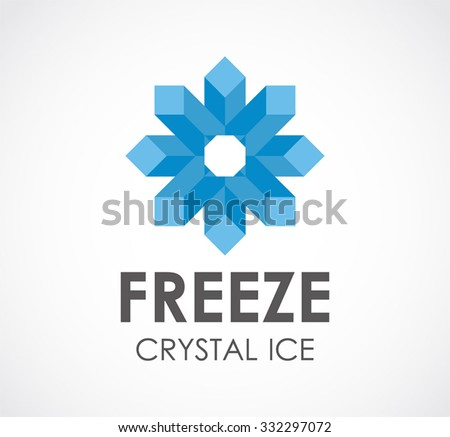 freeze crystal of star ice