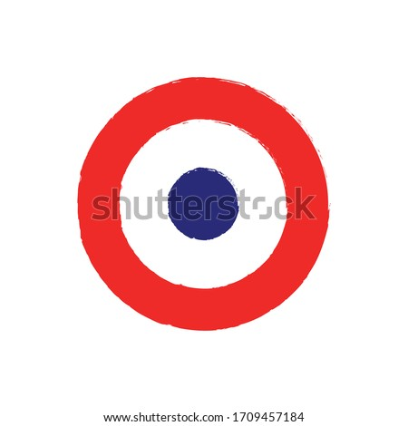french air force roundel