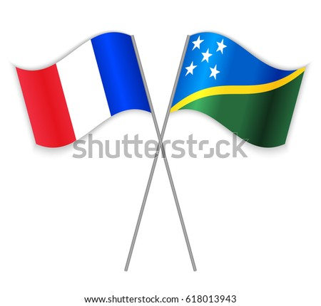 french and solomon island
