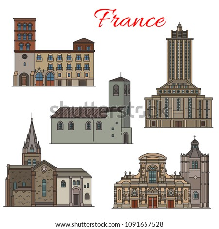 french architecture travel