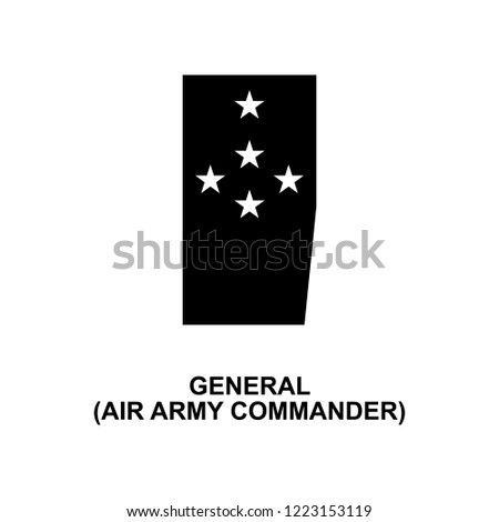 french general air army