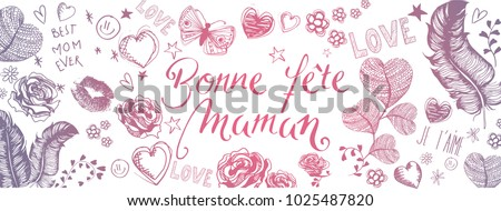french happy mother's day full