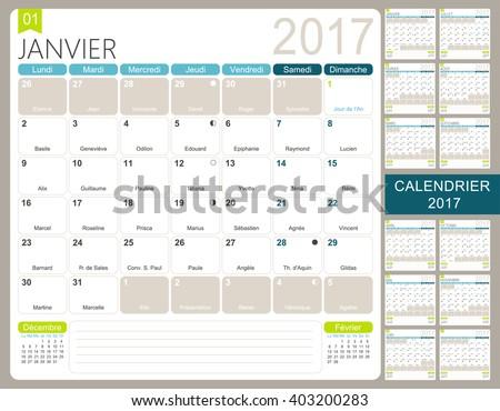 this months calendar