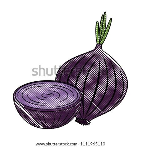 fresh beet vegetarian food