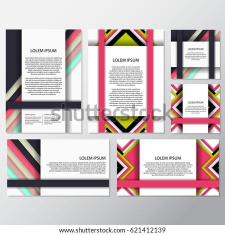 fresh fashion background flyer style background Design Template,Vector Illustration #621412139