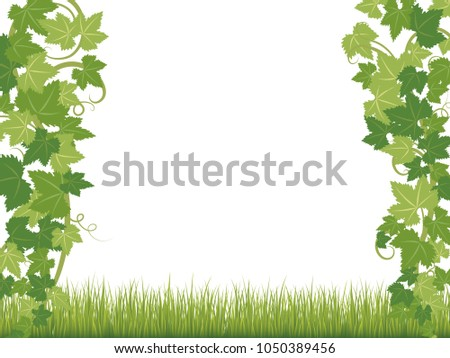 Ivy Leaves Frames - Download Free Vector Art, Stock Graphics & Images