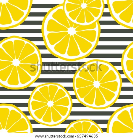fresh lemons background  hand
