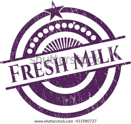 Fresh Milk rubber seal