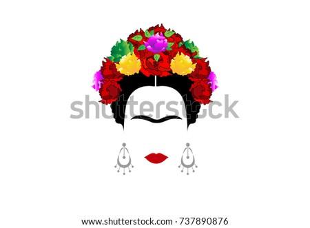 frida kahlo   portrait of