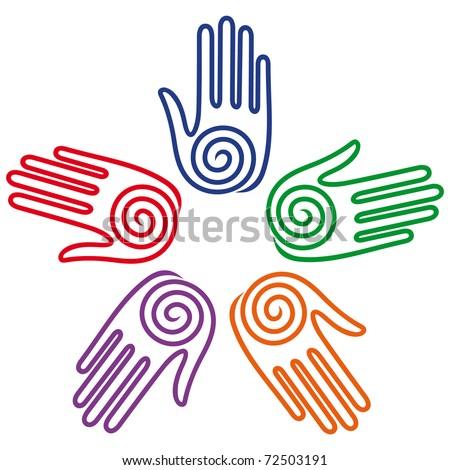 friendship hands