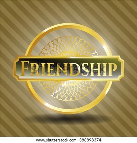 Friendship shiny emblem