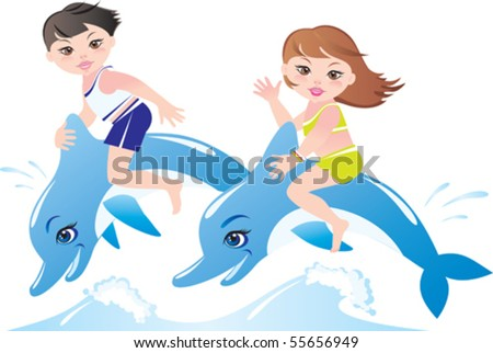 friendship with the dolphins