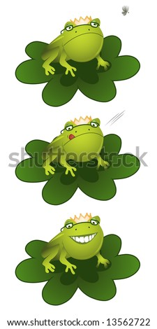 Lick Frog that people