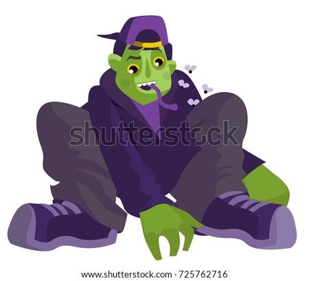 frog teen man