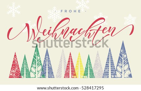 Spanish christmas greetings download free vector art stock frohe weihnachten colorful german winter holiday spanish greeting card merry christmas in germany text with m4hsunfo